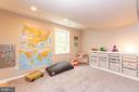 Basement / Recreation Room 2 - 5117 NORTHERN FENCES LN, COLUMBIA