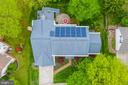 Aerial Above - 5117 NORTHERN FENCES LN, COLUMBIA