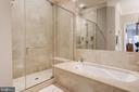 Master Bath - 2805 Q ST NW, WASHINGTON