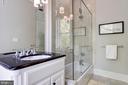 En-Suite Full Bath - 2805 Q ST NW, WASHINGTON