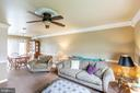 Living Room - 11260 REMINGTON RD, BEALETON