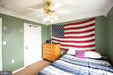 Upstairs Master Bedroom - 11260 REMINGTON RD, BEALETON