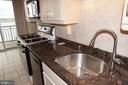 Stainless sink - 501 SLATERS LN #823, ALEXANDRIA