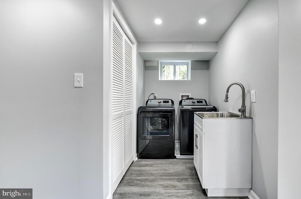 Laundry Room - 5135 34TH ST NW, WASHINGTON