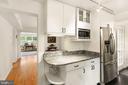 Kitchen Serving area or work station. - 3030 N QUINCY ST, ARLINGTON