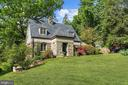 Stale roof and stone front charming vintage cape - 3030 N QUINCY ST, ARLINGTON