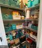 Walk in pantry next to refrigerator - 10597 POAGUES BATTERY DR, BRISTOW