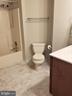 Guest Hall bath -  new tile, vanity - 11629 DUTCHMANS CREEK RD, LOVETTSVILLE