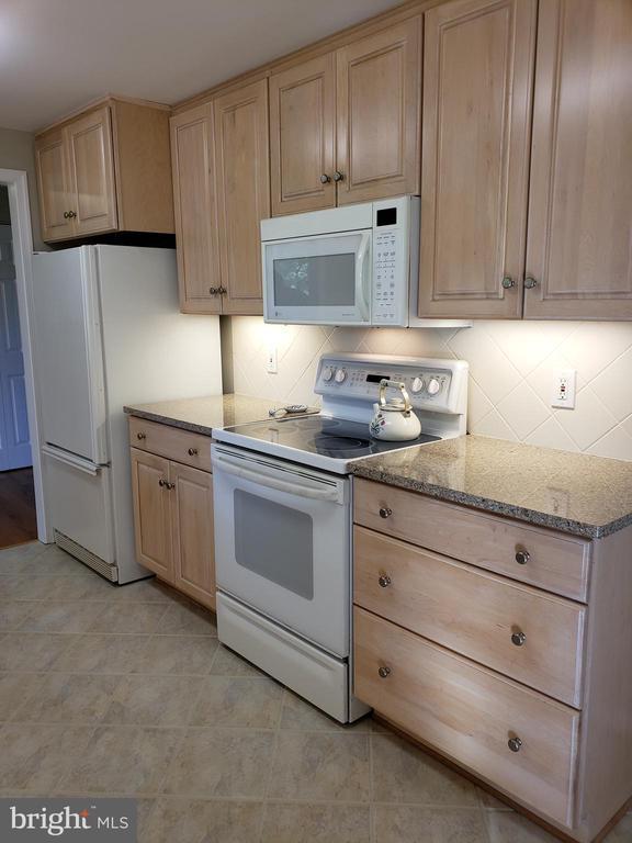 Kitchen-  angle toward  Bedroom side of house - 11629 DUTCHMANS CREEK RD, LOVETTSVILLE