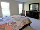 Master Bedroom view 2 - 11629 DUTCHMANS CREEK RD, LOVETTSVILLE