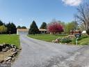 Driveway Entrance-  Tar n' Chip - 11629 DUTCHMANS CREEK RD, LOVETTSVILLE