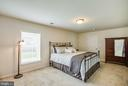 Basement bedroom - 5 FIREHAWK DR, STAFFORD
