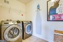 Upstairs laundry room - 5 FIREHAWK DR, STAFFORD