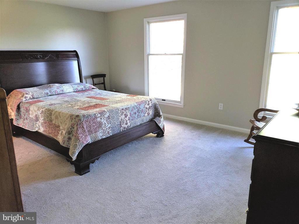 Master Bedroom- French Door entrance - 11629 DUTCHMANS CREEK RD, LOVETTSVILLE
