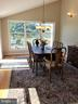 Formal Dining Room- Cathedral Ceiling -  Views! - 11629 DUTCHMANS CREEK RD, LOVETTSVILLE