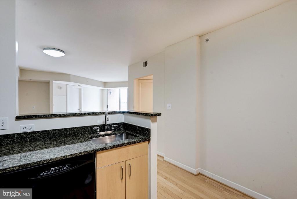 Kitchen 3 - 1000 NEW JERSEY AVE SE #413, WASHINGTON