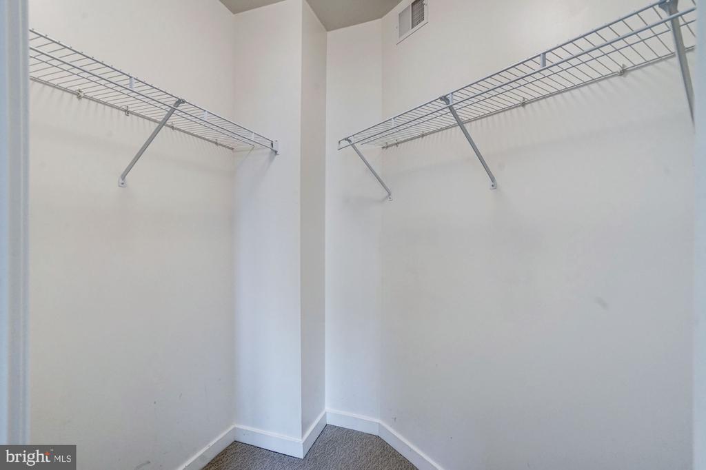 Walk in Closet - 1000 NEW JERSEY AVE SE #413, WASHINGTON