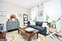 Living Room - 10920 RAVENWOOD DR, MANASSAS