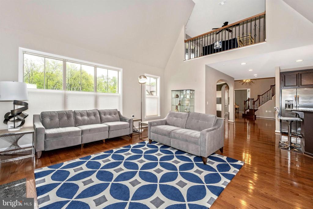 Stunning Great Room With Cathedral Ceilings - 3026 OLD ANNAPOLIS TRL, FREDERICK