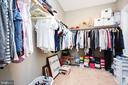 Master Walk-In-Closet - 10920 RAVENWOOD DR, MANASSAS