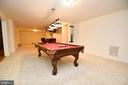 Pool table coveys - 79 MILLBROOK RD, STAFFORD