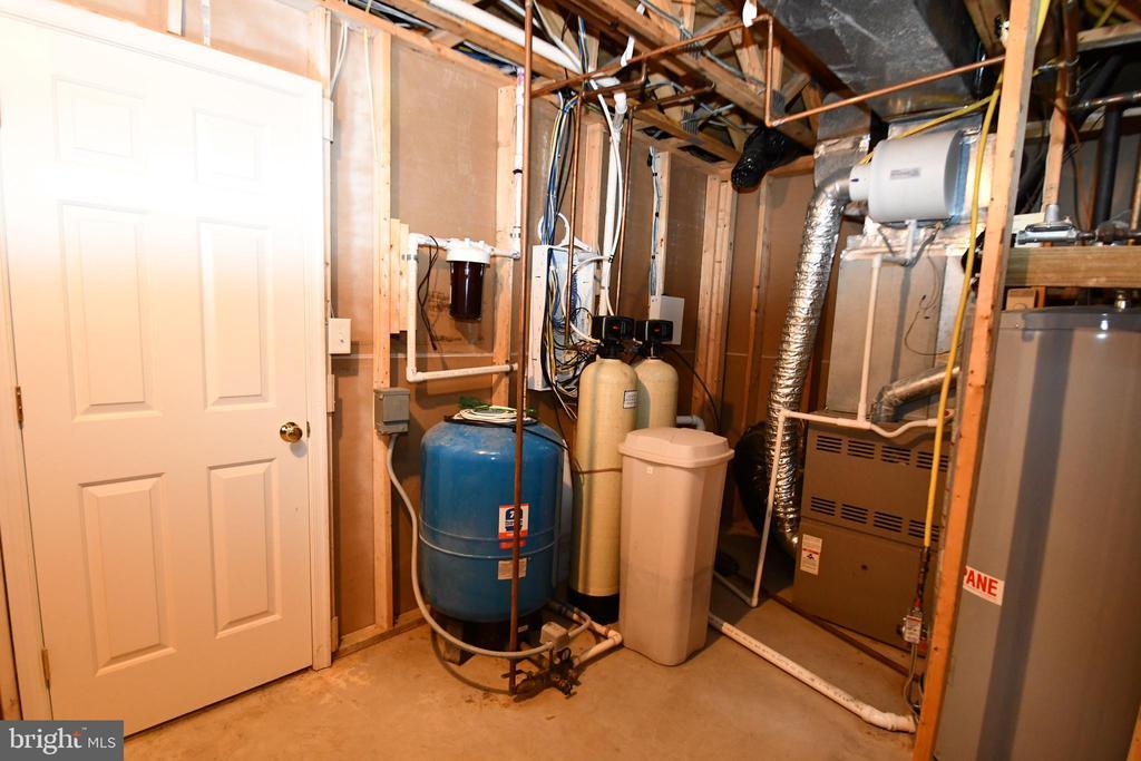 Water treatment system - 79 MILLBROOK RD, STAFFORD