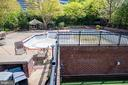 Pool (water arriving soon!) - 7500 WOODMONT AVE #S902, BETHESDA