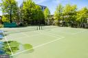 Two tennis courts - 7500 WOODMONT AVE #S902, BETHESDA