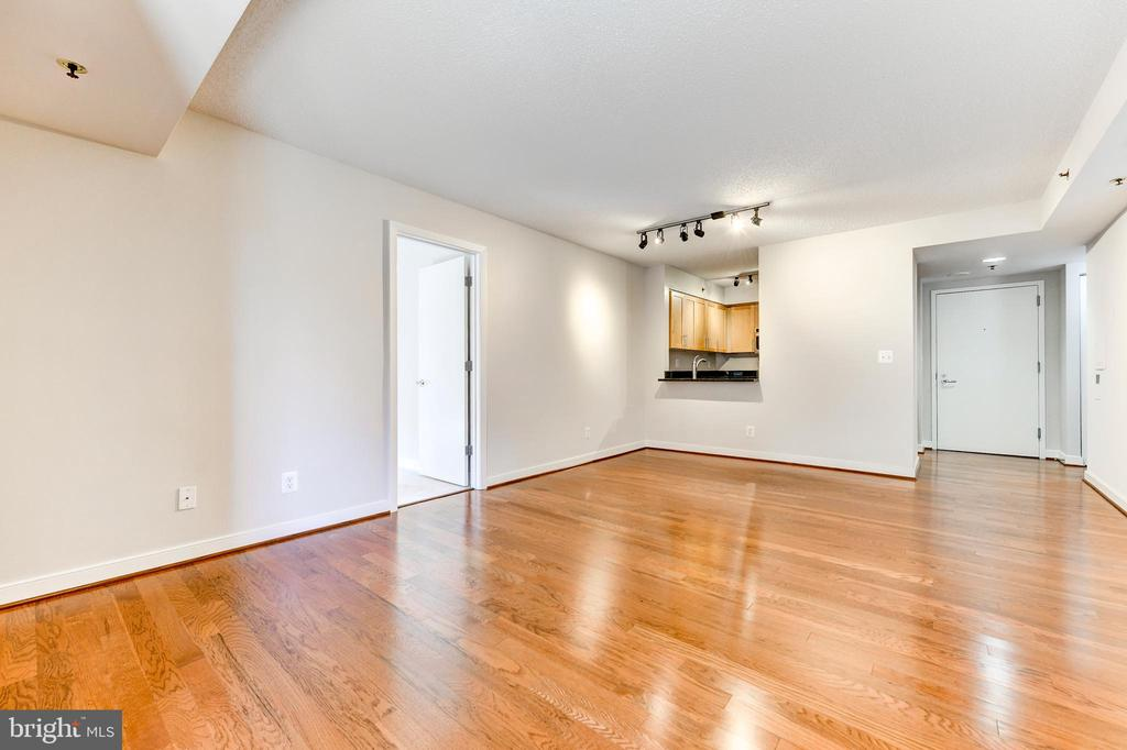 Living/Dining Room* - 7500 WOODMONT AVE #S902, BETHESDA