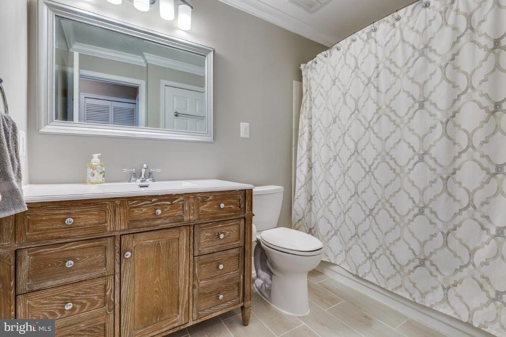 Updated 2nd Master Bathroom - 20578 SNOWSHOE SQ #301, ASHBURN