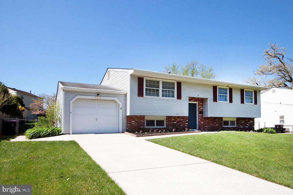 Single Family Homes 为 销售 在 Laurel Springs, 新泽西州 08021 美国