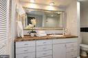 Apt Bathroom - 54 G ST SW #113, WASHINGTON