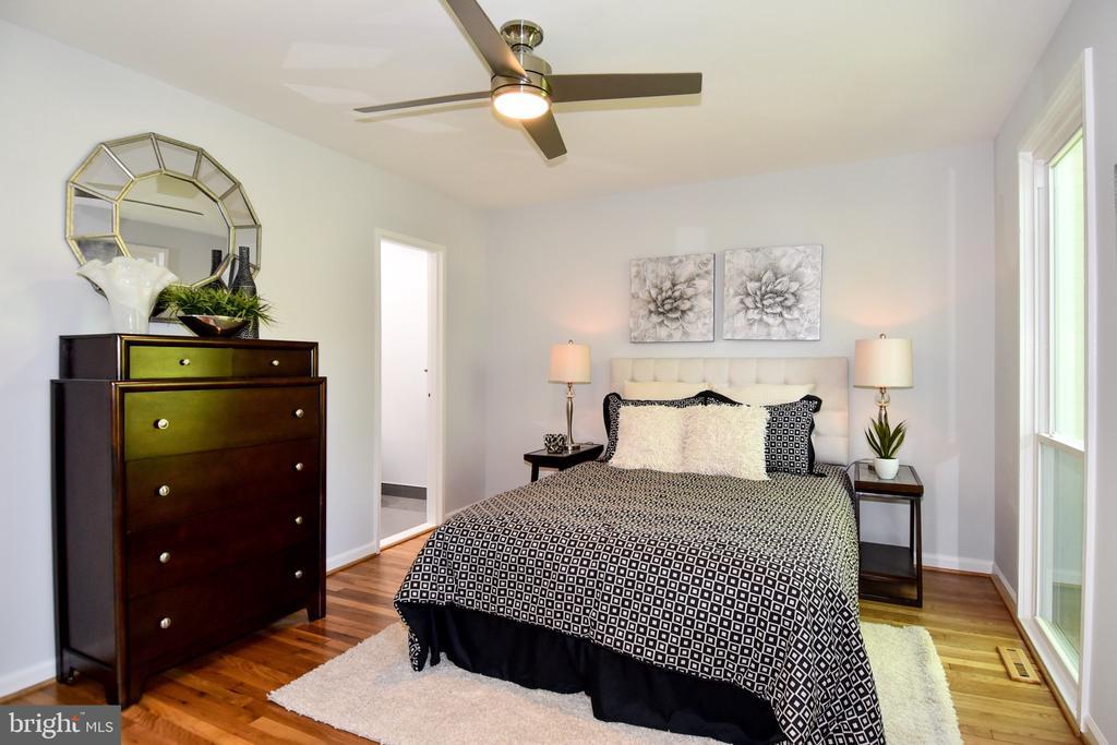 Master Bedroom - 54 G ST SW #113, WASHINGTON