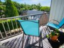 Relax on private balcony! - 2829 NW CONNECTICUT AVE NW #505, WASHINGTON