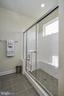 Huge Master Shower - 22295 PINECROFT TER, ASHBURN
