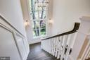 Staircase - 6930 TYNDALE ST, MCLEAN