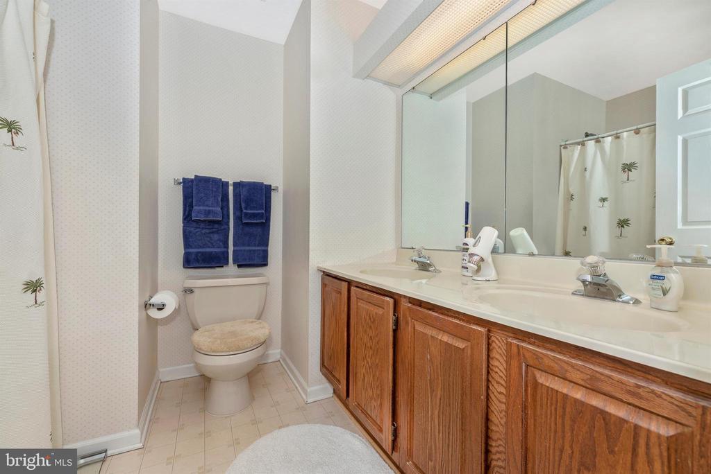 Upper Level Hall Full Bathroom - 6128 HUCKLEBERRY WAY, NEW MARKET