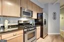 Kitchen - 1201 N GARFIELD ST #109, ARLINGTON
