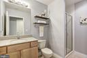 2nd Full Bath - 1201 N GARFIELD ST #109, ARLINGTON