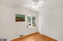 Third Bedroom with window seat - 3030 N QUINCY ST, ARLINGTON