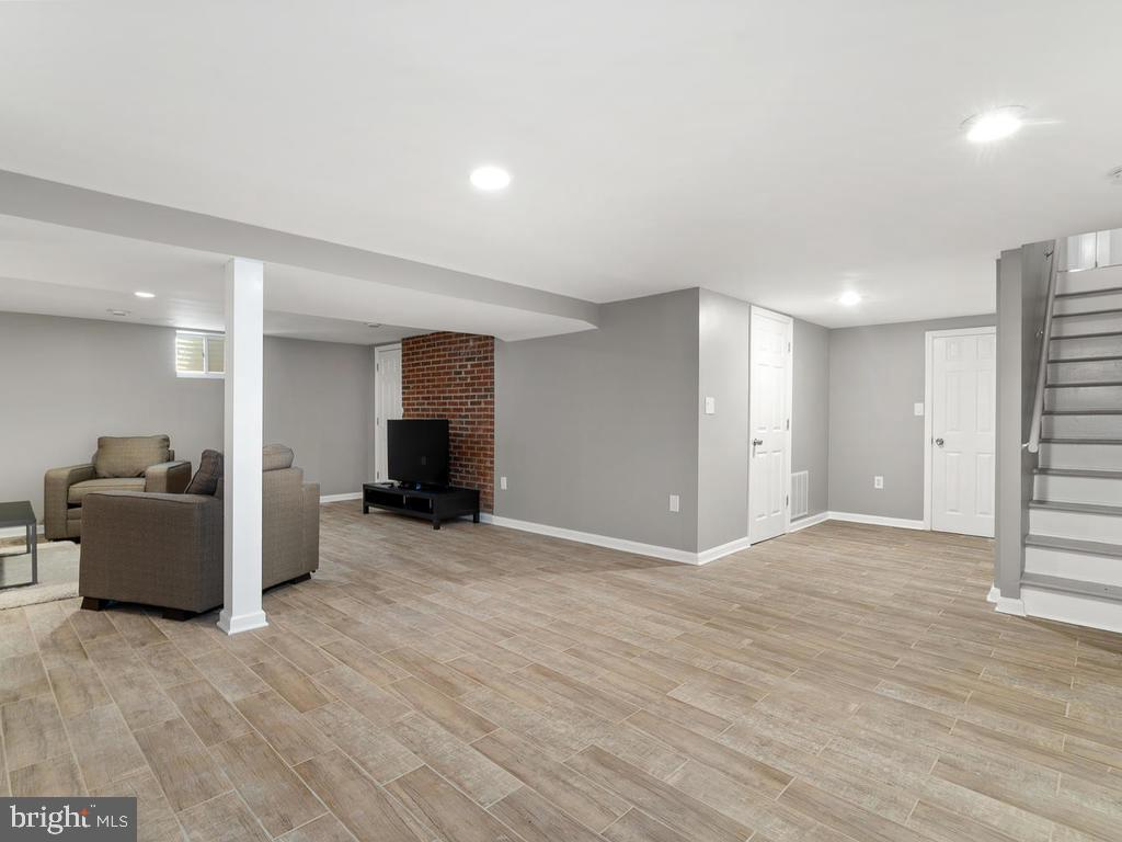 Basement - 3054 CEDAR LN, FAIRFAX