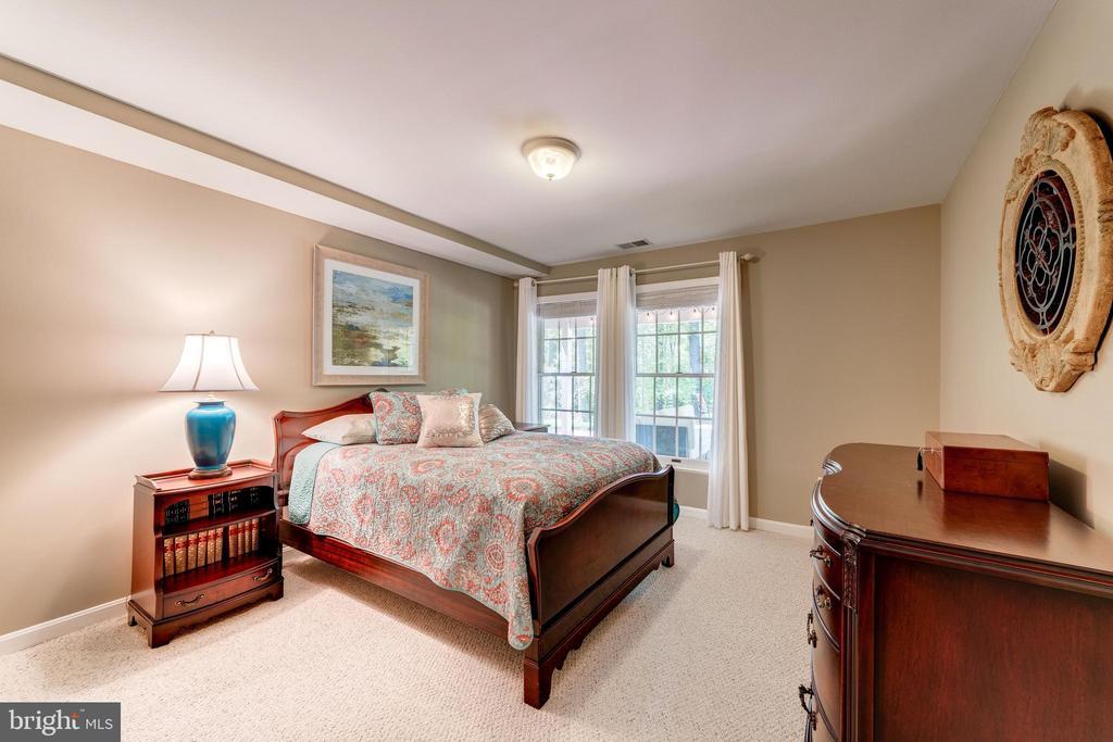 Lower Level Bedroom - 6507 BURKE WOODS DR, BURKE