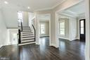 Foyer - 3201 WINNETT RD, CHEVY CHASE