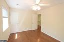 3rd Bedroom (Walk-in Closet) - Upper Level - 612 LAKEVIEW PKWY, LOCUST GROVE