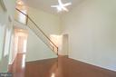 Imagine Decorating the Railing for the Holidays! - 612 LAKEVIEW PKWY, LOCUST GROVE