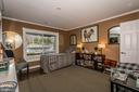 Waterviews from bedroom - 12 SPA CREEK LNDG #A, ANNAPOLIS