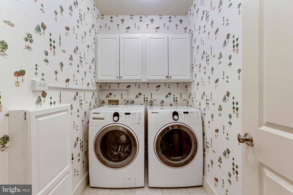 Second floor laundry room - 4200 MILITARY RD NW, WASHINGTON