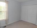 Bedroom 3 - Double Closet - 10472 LABRADOR LOOP, MANASSAS