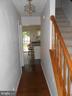 Hallway to Kitchen - Hardwood Floor - 10472 LABRADOR LOOP, MANASSAS