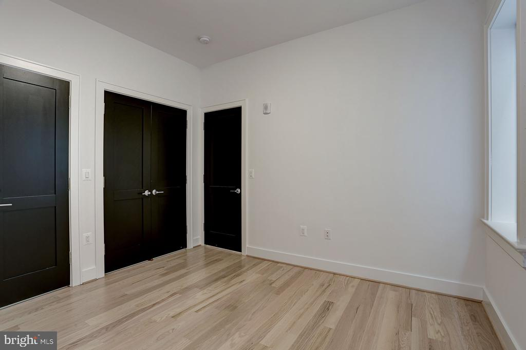 spacious 2nd bedroom... - 836 VARNUM ST NW #201, WASHINGTON